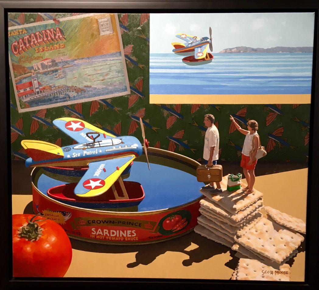 Scott Moore Oil Paintings